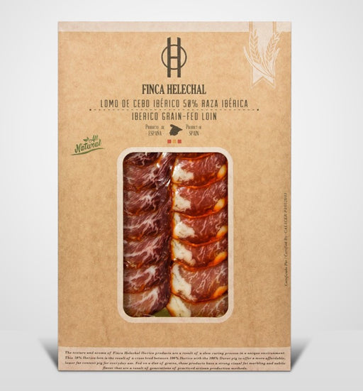 Finca Helechal Sliced Grain-fed Iberico Loin - European Deli
