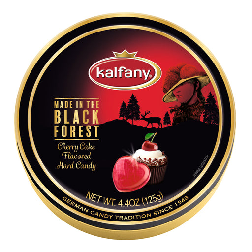Kalfany Cherry Cake Hard Candy