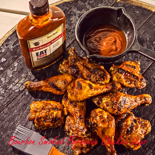 Bourbon Barrel Handcrafted Barbecue Sauce - EuropeanDeli.com