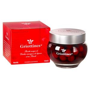 Peureux Griottines Cherries in Liqueur - Large Gift Box
