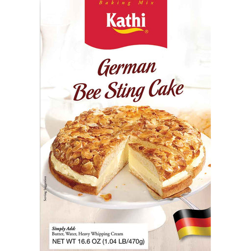 Kathi German Bee Sting Cake Mix - EuropeanDeli.com
