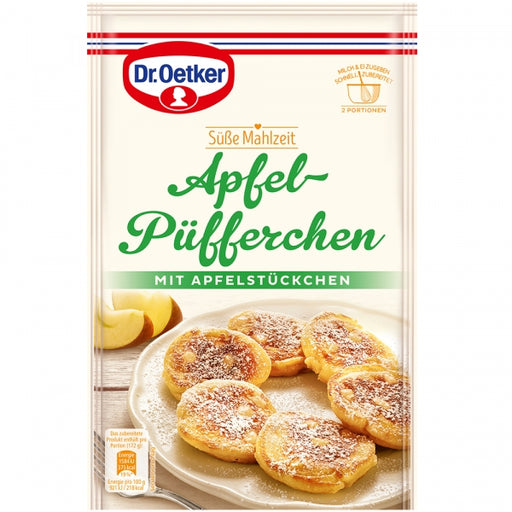 Dr Oetker Apple Pufferchem