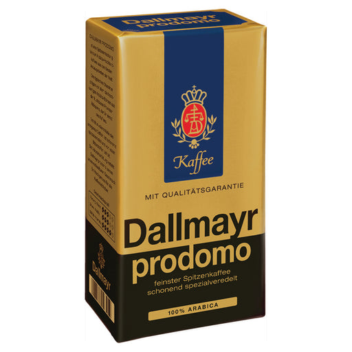 Dallmayr Prodomo Ground Coffee - EuropeanDeli.com