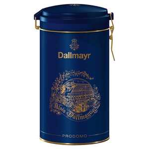 Dallmayr Prodomo Ground Coffee Tin