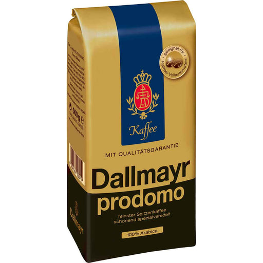 Dallmayr Prodomo Whole Bean Coffee - EuropeanDeli.com