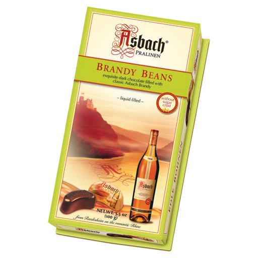 Asbach Brandy Beans in Small Gift Box - EuropeanDeli.com