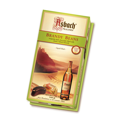 Asbach Brandy Beans in Large Gift Box