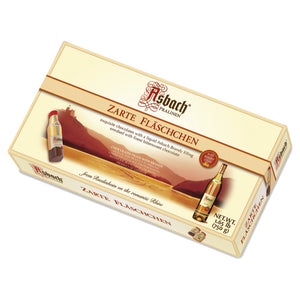 Asbach Chocolate Bottles in Gift Box - 60 Pieces