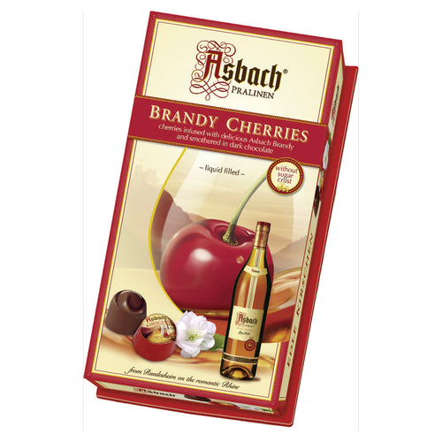 Asbach Cherries in Large Gift Box
