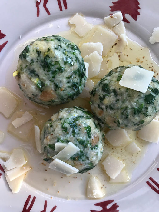 Melle's Best Spinach Dumplings - EuropeanDeli.com