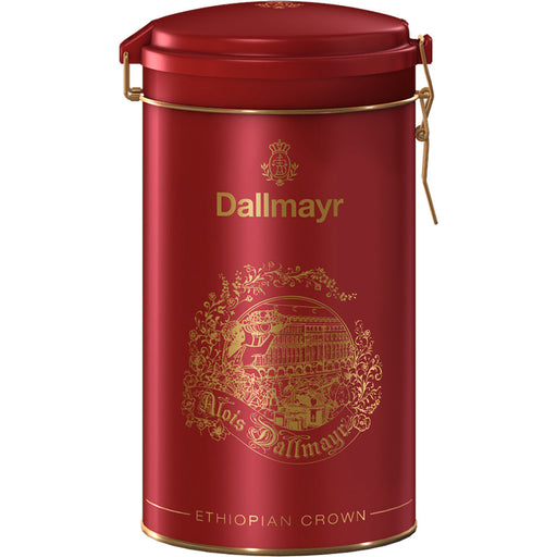 Dallmayr Ethiopian Crown Ground Coffee Tin - EuropeanDeli.com