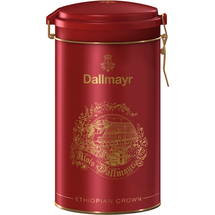 Dallmayr Ethiopian Crown Ground Coffee Tin