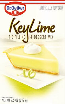 Dr Oetker Key Lime Pie Filling