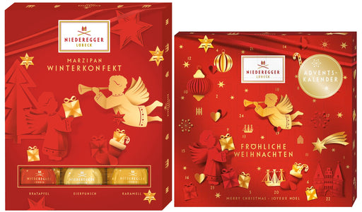 Niederegger Red Glamour Collection