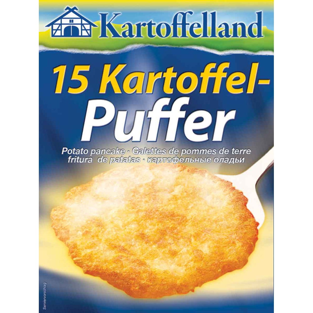 Kartoffelland 15 Potato Pancake Mix - EuropeanDeli.com