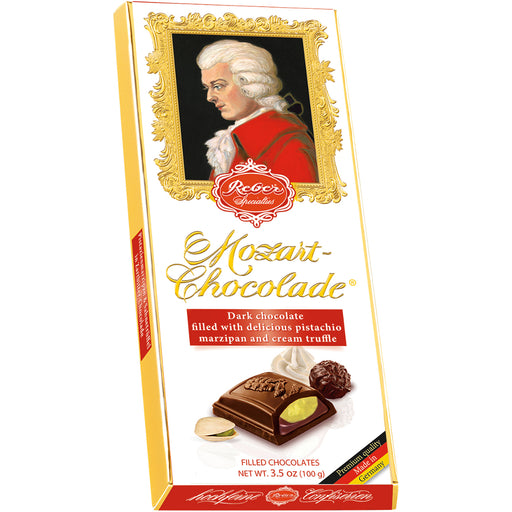 Reber Mozart Dark Chocolate Bar