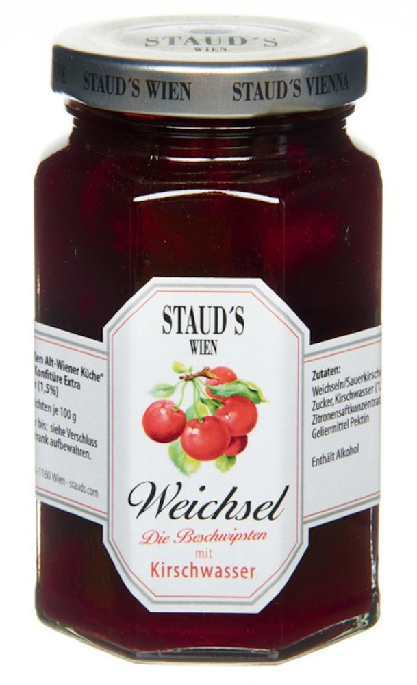 Staud's Brandy Cherry Preserves - EuropeanDeli.com