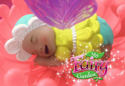 NEW from My Fairy Garden! Fairy Flowerbed Babies! 3 to Collect!