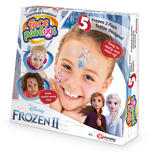 Interplay UK Partners with Disney For Face Paintoos