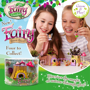 NEW Fairy Forest Friends from My Fairy Garden