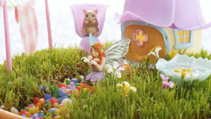 The NEW Fairy Garden and Garden Fairies