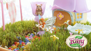 The Fairy Garden and Unicorn Garden from My Fairy Garden!
