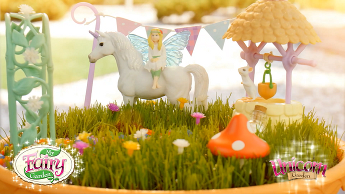 My Fairy Garden is now on Youtube!