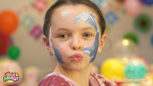 Face Paintoos - now with Disney Frozen II, Princess & Marvel designs!