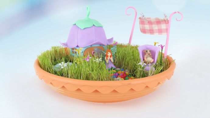 Create a magical Fairy Garden!