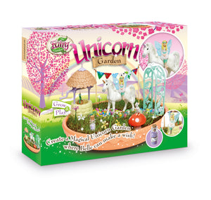 My Fairy Garden adds 2 new Unicorn sets!