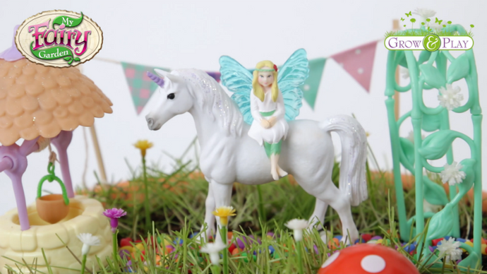 How to make your Unicorn Garden!