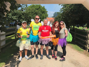 Interplay's Team Fairy walks 10k for Toy Trust Charities!