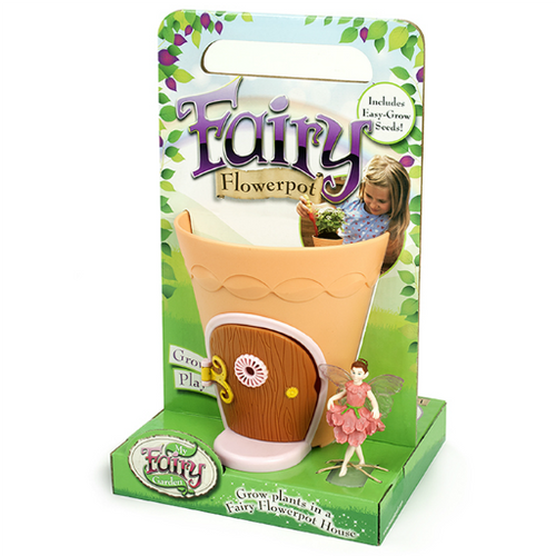 Fairy Flower Pot