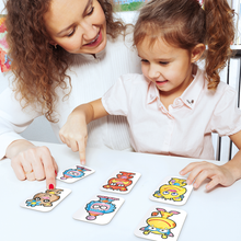 Colour & Play - Families Game