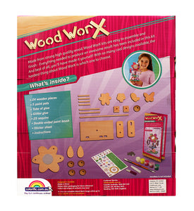 WoodWorx Jewellery Stand Kit