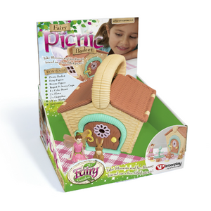 Fairy Picnic Basket