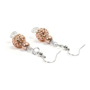 Shamballa Rose Gold Jewellery