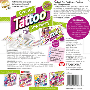 Tattoo Jewellery