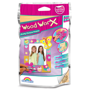 Woodworx - Picture Frame Kit