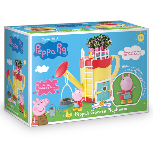 Peppa's Garden Playhouse