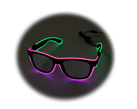 Glow-in-the-Dark Glasses
