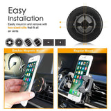 Cell Phone Holder for Car Air Conditioner Vent