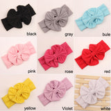 Big Pink Bow Headband
