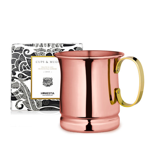 Rose Gold Coffee Cup