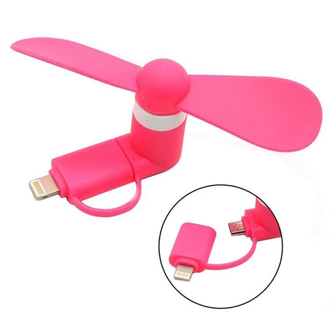 Mini Fan for iOS & Android