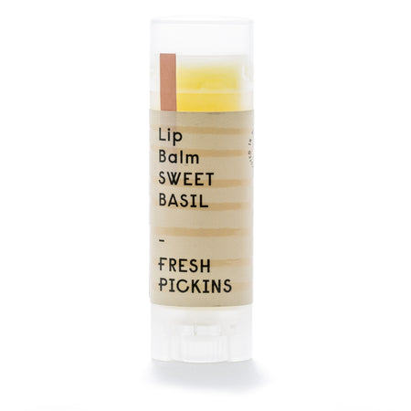LIP BALM SWEET BASIL