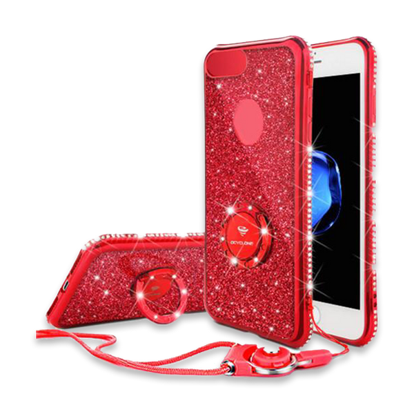 240-Bling Diamond Phone Case For iPhone