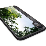 635-Acrylic Shockproof Transparent Cover Case For iPhone X