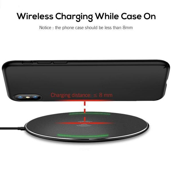 864-Fast Wireless Charger Pad