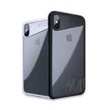 681-Transparent Full Case For iPhone X